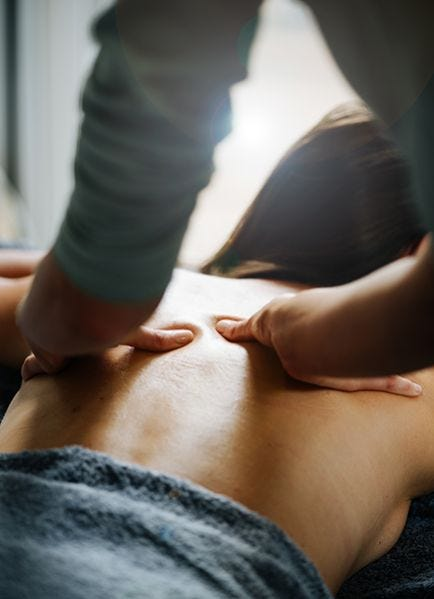 Deep Recovery Massage for $110