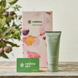 Signature hand cream and gift box