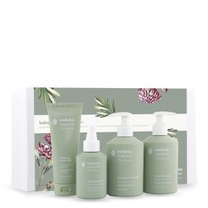 Baby essentials gift set