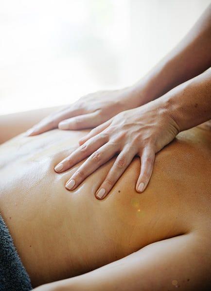 Body Scrub & Massage for $120