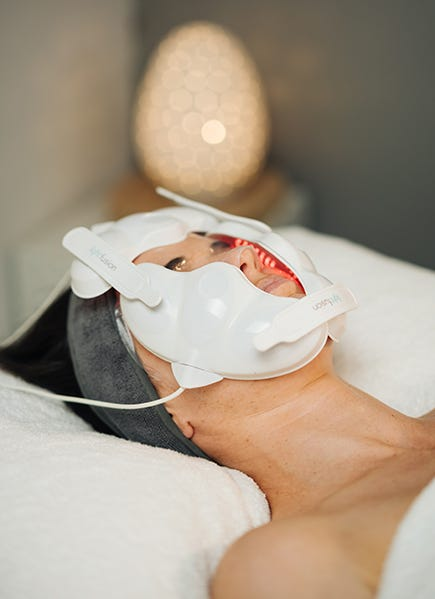 New Age Light Therapy