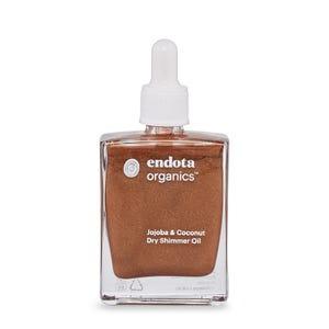 Jojoba & Coconut Dry Shimmer Oil