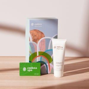 Signature hand cream and gift box