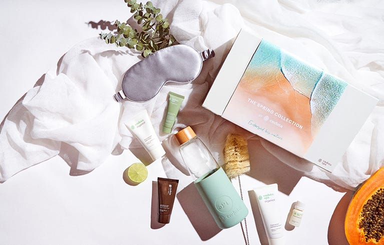 Spring Collection Wellness Box