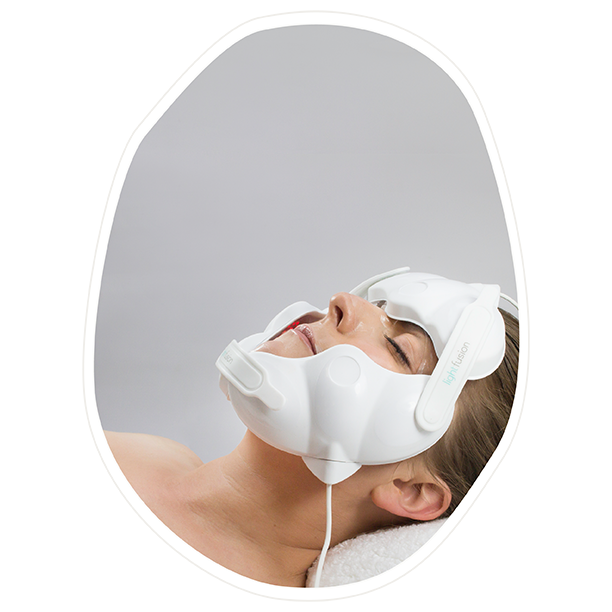 The New Age™ Light Therapy Facial