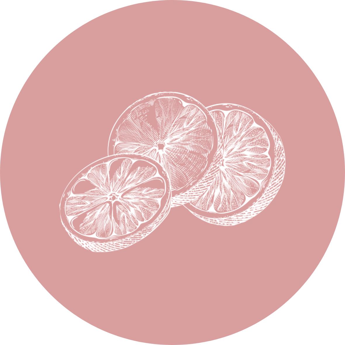 Clean by endota - Pink Grapefruit & Lemon Aspen scent