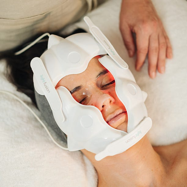 What are high performance facials and how do they work?