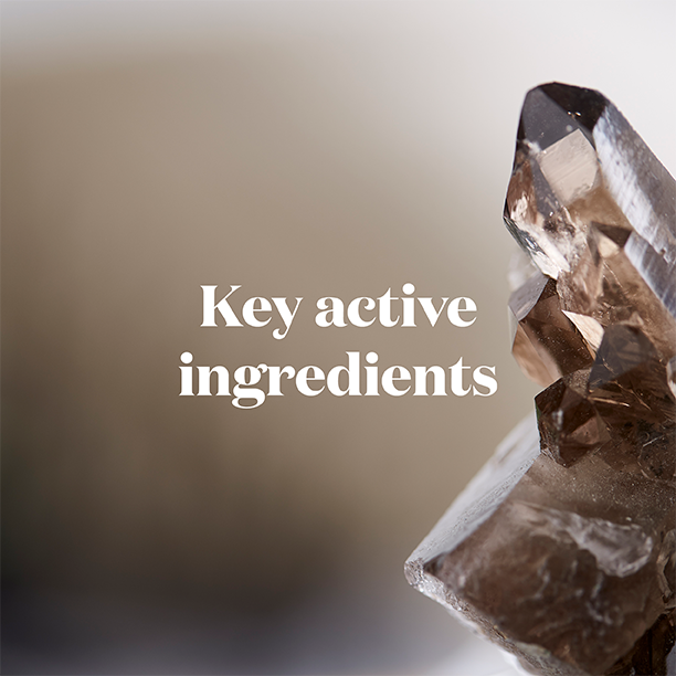 Key active ingredients