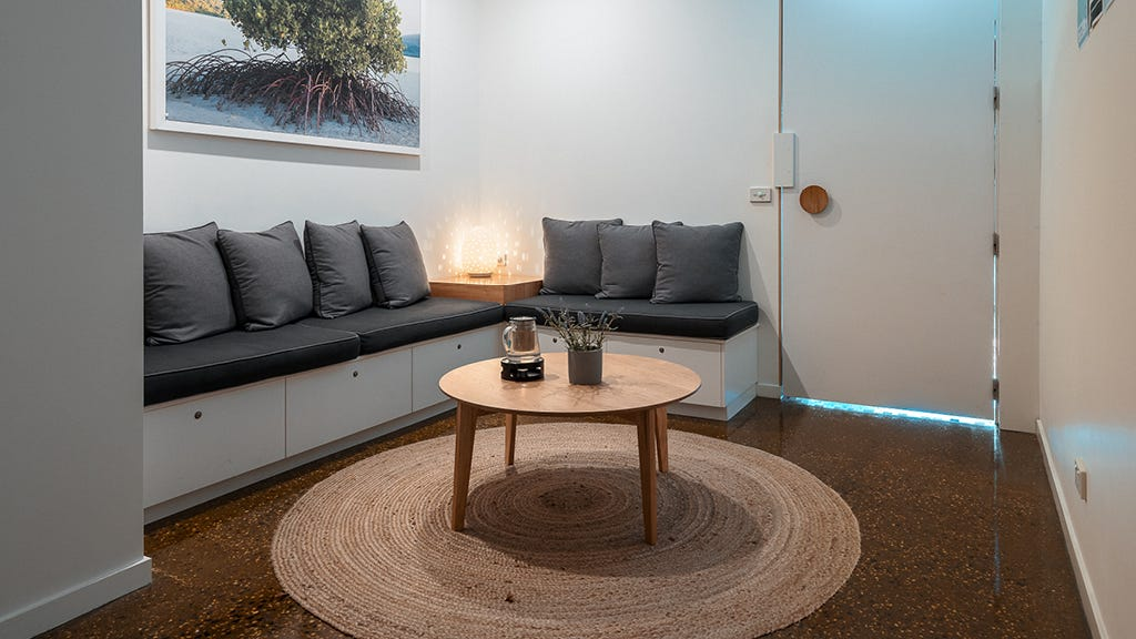Albury Day Spa Relaxation Rooms