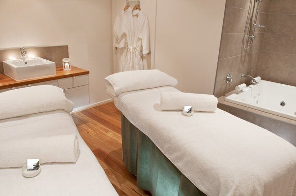 Day Spa Blackwood Double Treatment Room