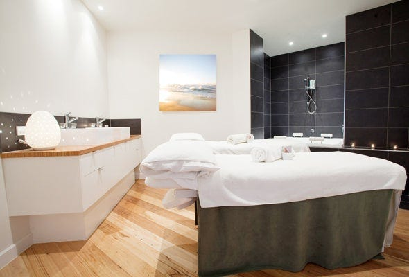 Broadbeach Day Spa Double Treatment Room