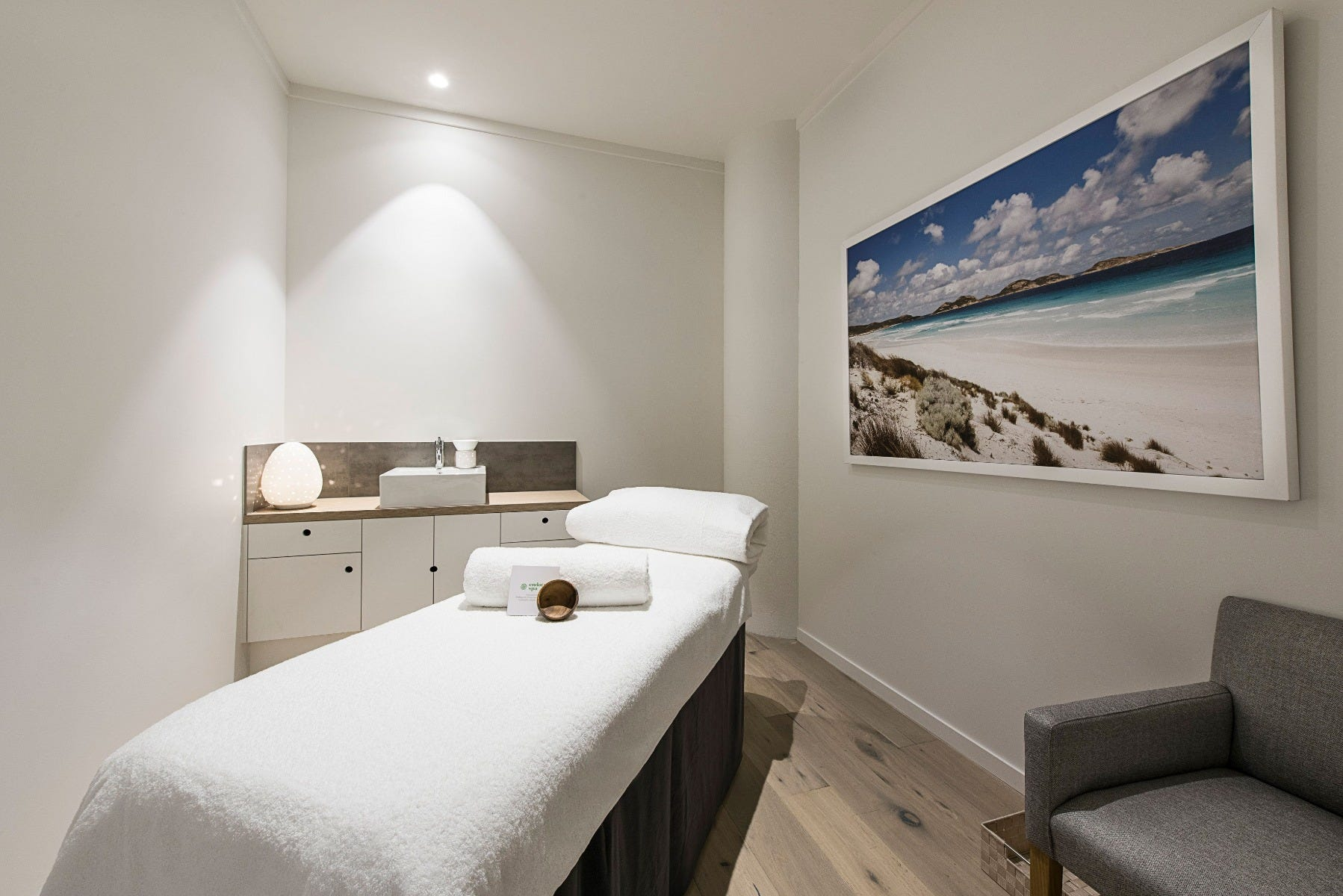 Chatswood Day Spa Treatment Room
