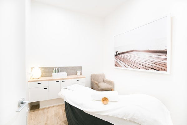 Doncaster Day Spa Treatment Room