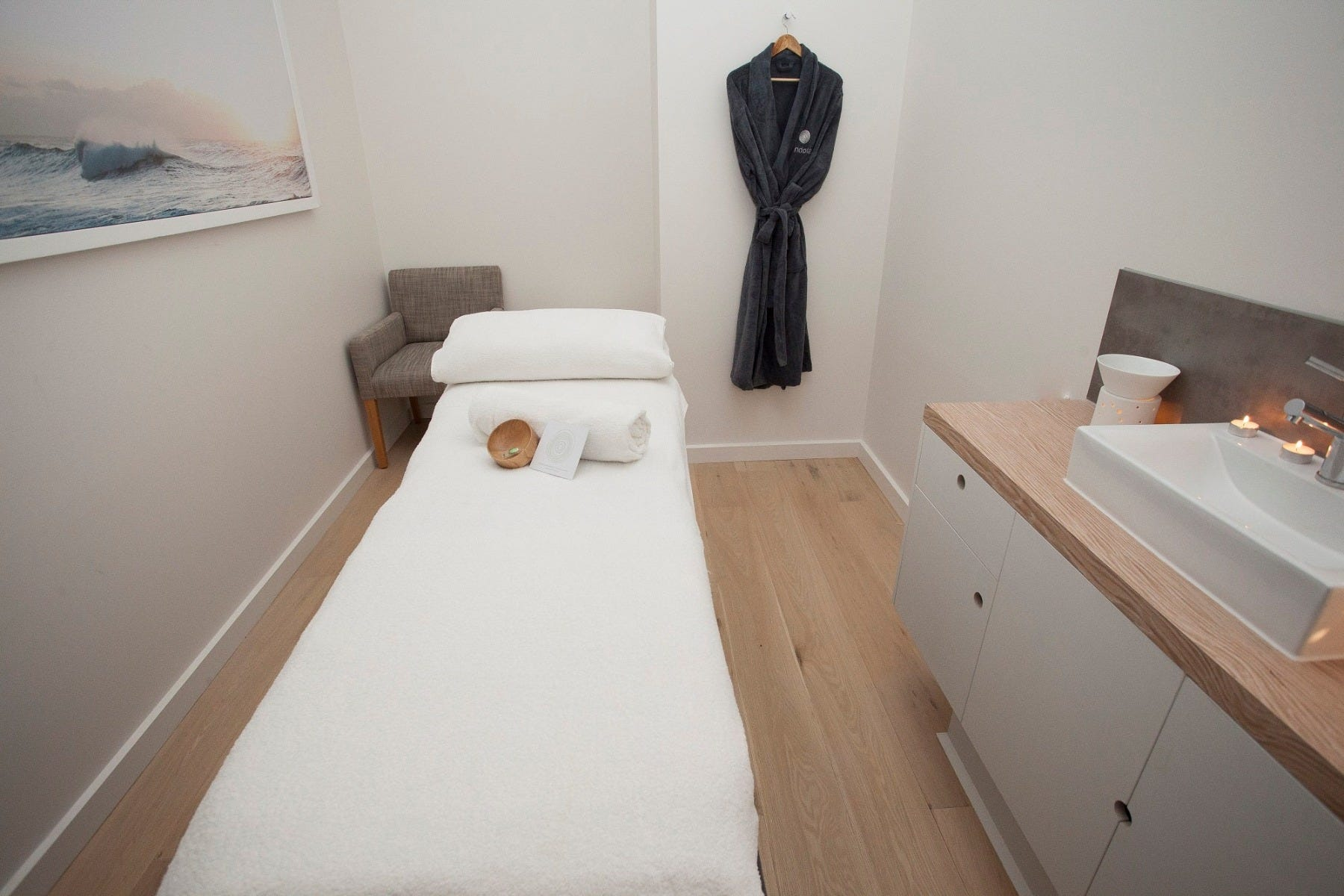Day Spa Eastland Treatment Room