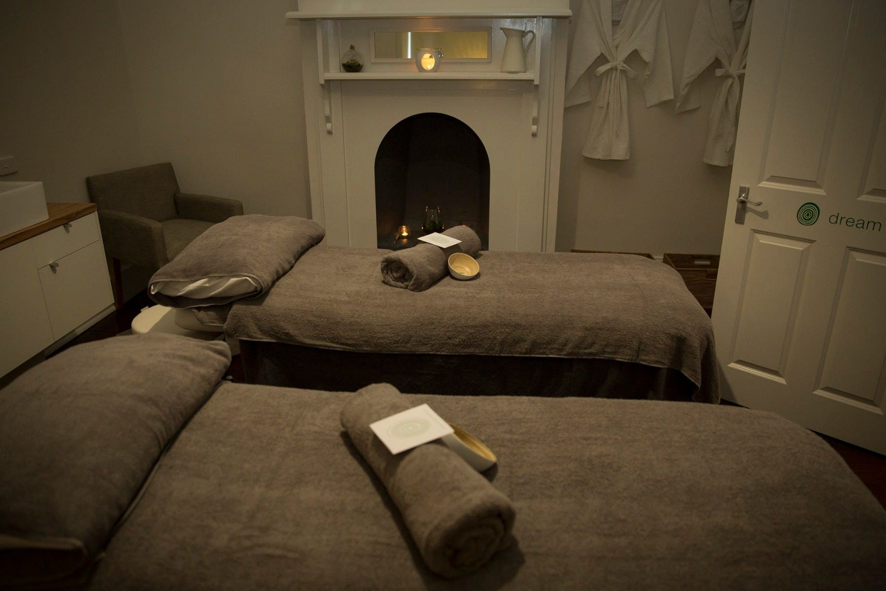 Fremantle Day Spa Treatment Room