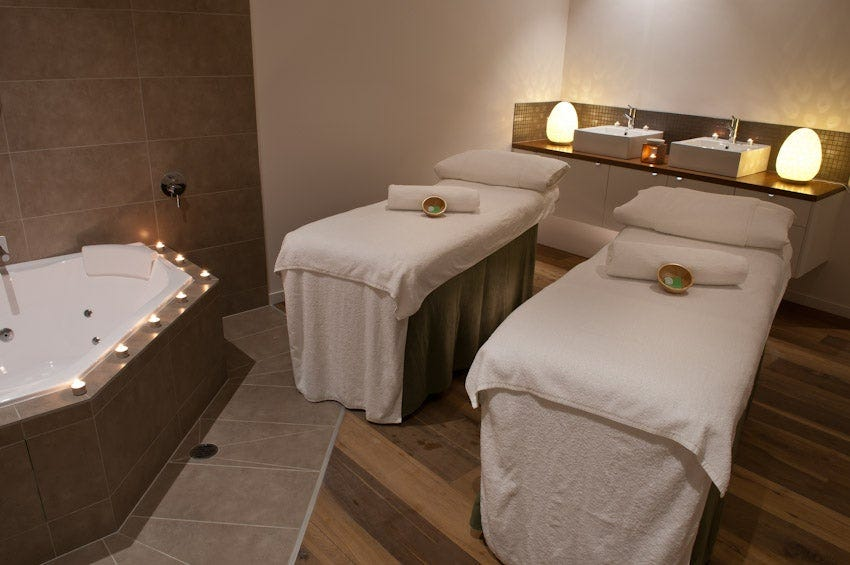 Day Spa Gymea Couples Treatment Room