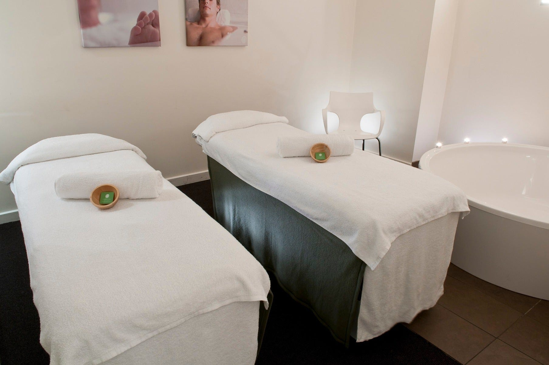 Day Spa Hornsby Couples Treatment Room