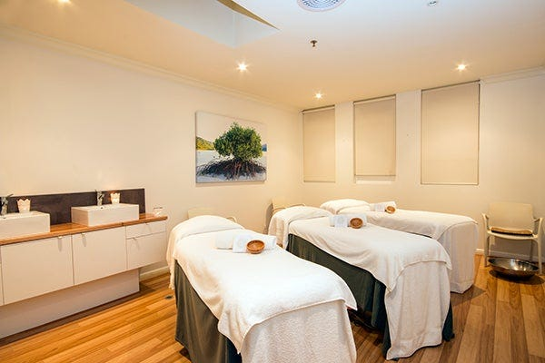 Lorne Day Spa Double Treatment Room
