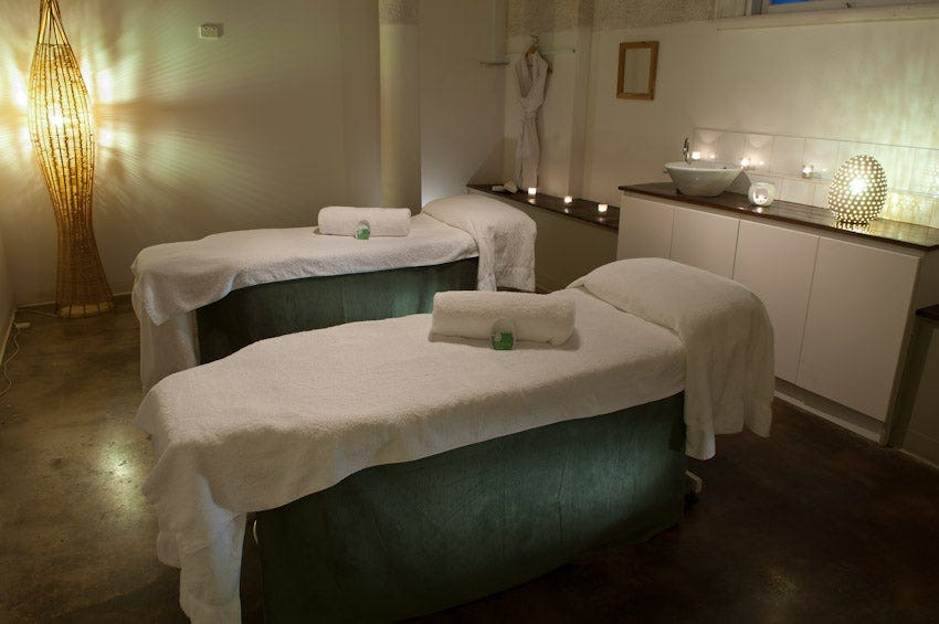 Day Spa Newcastle Double Massage Room