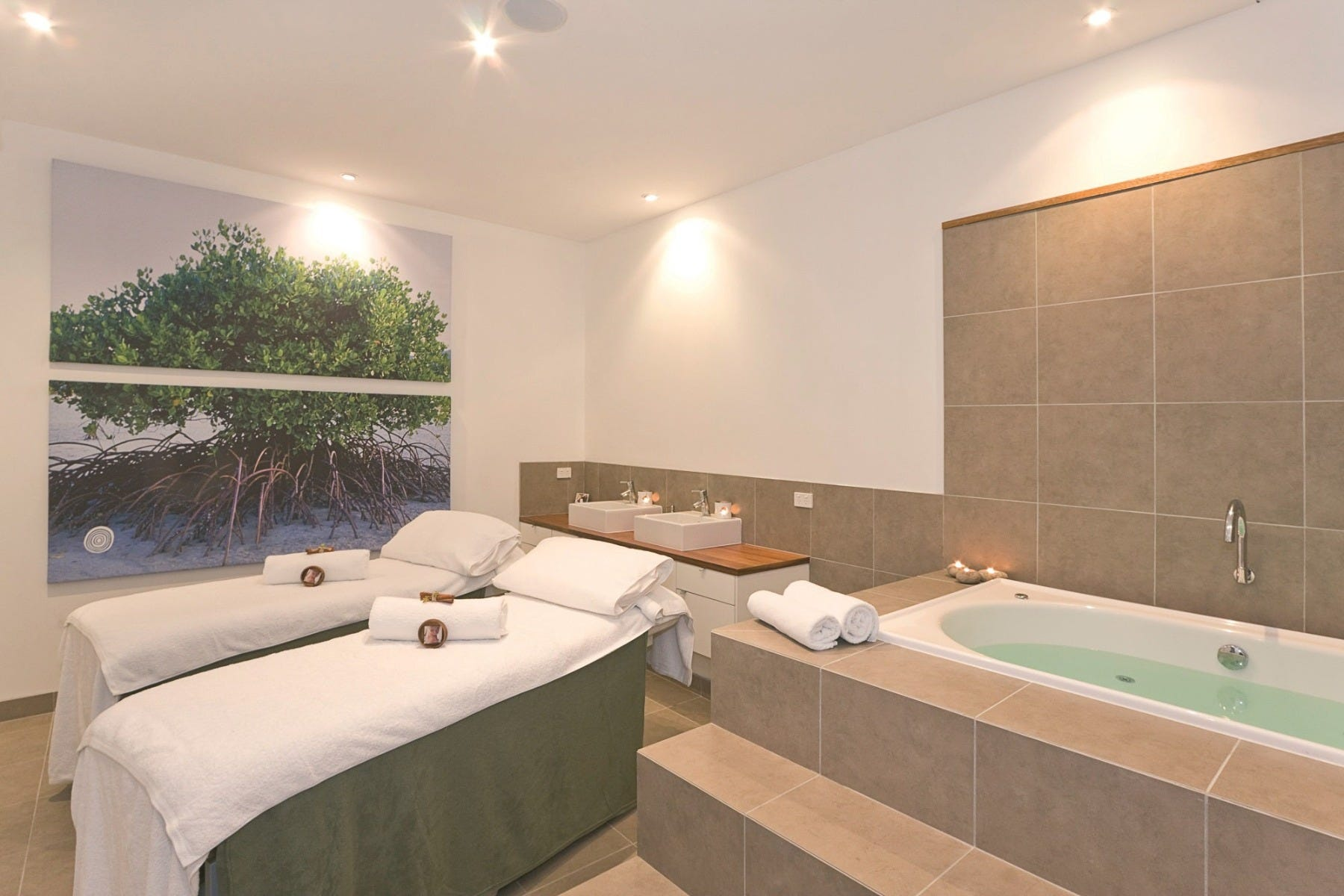 Rozelle Day Spa Treatment Room