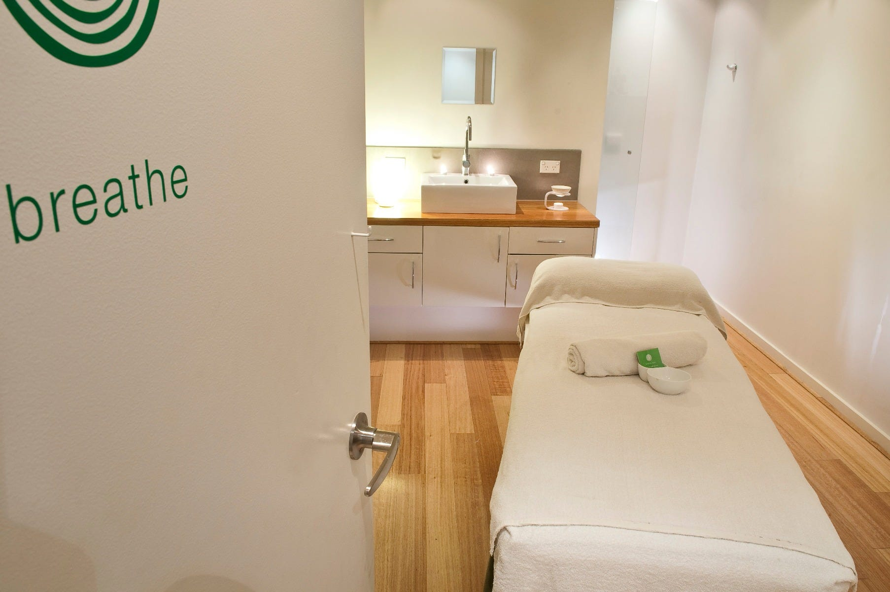 Brighton Day Spa Treatment Room