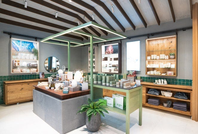 Day Spa Coffs Harbour Retail Space